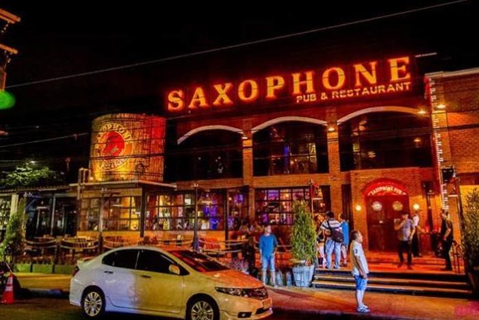 Saxophonedee